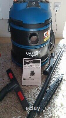 Draper 86685 Expert Wet and Dry Vacuum Cleaner M Class 35L 110V