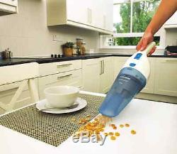 Dustbuster Handheld Vacuum Cleaner Wet and Dry Cordless Home Car Black & Decker
