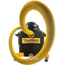 Dustless Technologies 3-in-1 HEPA Filter Wet Dry Vacuum Portable Cleaner Car Vac