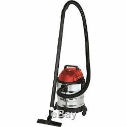 Einhell TC-VC 18/20 Li S Power X Change Cordless Wet & Dry Vacuum Cleaner 18V