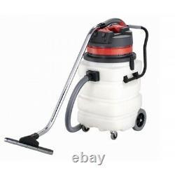 Elite RVK60 Industrial Wet & Dry Vacuum Cleaner Twin 1000w Motors (110 or 240v)