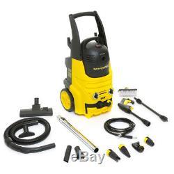 Ex Demo Blaster Vac Power Pressure Washer 150bar Wet & Dry 700w Vacuum Cleaner
