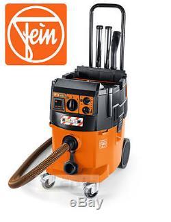 FEIN 35L M CLASS 110v/240v Wet/Dry Hoover/Vacuum Cleaner + Kit Dustex 35 MX AC