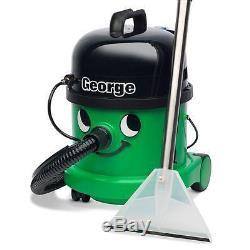 George Carpet Cleaner Gve370-2 Numatic Vacuum Wet & Dry Use
