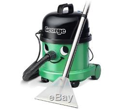 George Carpet Cleaner Vacuum GVE370- 2. Dry & Wet Use
