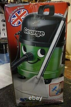 George Carpet Cleaner Vacuum GVE370- Dry & Wet Use NEXT WORKING DAY DELIVERY