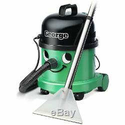 George GVE 370-2 Wet and Dry Bagged Cylinder Vacuum Cleaner