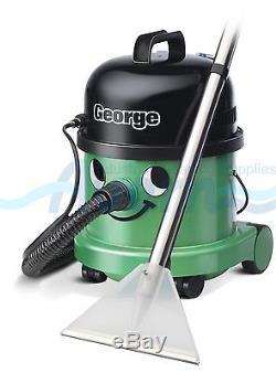 George Numatic carpet cleaner wet dry Vacuum