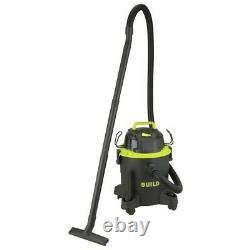 Guild 16 Litre Wet and Dry Vacuum Cleaner Hoover 1300W GWD16