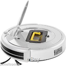 Haier Intelligent Vacuum Cleaner Robot Modern Sweeper Dry Wet Cleaning Portable