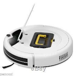 Haier Robot Aspiradora Vacuum Cleaner Wet&Dry Floor Dust Automática Limpiador