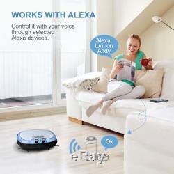 Haier XShuai HXS-C3 Smart Robot Vacuum Cleaner Siri Alexa Wet Dry Mop