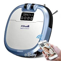 Haier XShuai Smart Robot Vacuum Cleaner Siri&Alexa Voice APP Control Wet&Dry Mop