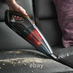 Handheld Vacuum Wet & Dry Car Van Cordless Bagless Vac 11.1v Cleaner House
