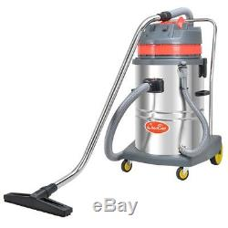 Heavy Duty Industrial Vacuum Cleaner Wet and Dry Size30L 1 motor