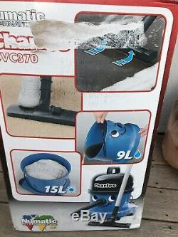 Henry Charles CVC370 Wet and Dry Vacuum Cleaner