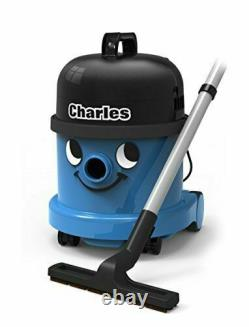 Henry Charles CVC370 Wet and Dry Vacuum Cleaner 15L Blue