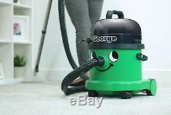 Henry George Wet and Dry Vacuum 15 Litre 1060 Watt carpet cleaner shampoo floor