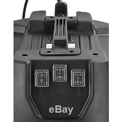 High-capacity 80L Wet Dry Vacuum Cleaner Industrial Shop Vac 3000W