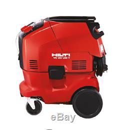 Hilti Universal 21 liters wet & dry 110V vacuum cleaner (VC 20-UM) RRP £539.00