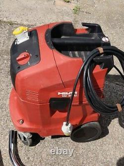 Hilti VC40-U 110v Wet & Dry Vacuum Dust Extractor Vac hose hoover Cleaner +Tools