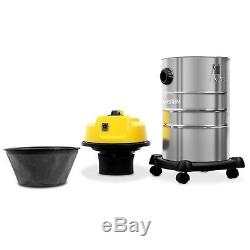 Home Office Suck Workshop Warehouse Wet and Dry Vacuum 1800W Vacuum Cleaner NEW