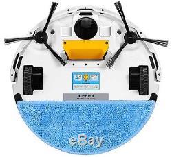 ILIFEV5 Pro Intelligent Robotic Vacuum Cleaner Smart Remote Control 2 in1Dry Wet