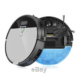 ILIFE New Product V8s Robotic Vacuum Cleaner Wet and Dry mode Smart