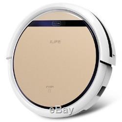 ILIFE V5S Pro Intelligent Robotic Vacuum Cleaner Cordless Dry Wet Machine US