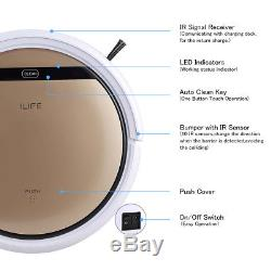 ILIFE V5S Pro Smart Cleaning Robot Auto Vacuum Cleaner Dry Wet Sweeping Machine
