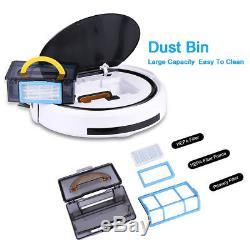 ILIFE V5S Pro Smart Robot Auto Vacuum Cleaner Floor Dry Wet Sweeping Machine