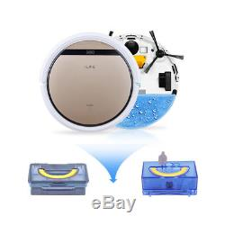 ILIFE V5S Pro Smart Robotic Vacuum Cleaner 2in1Dry Wet Sweeping Cleaning Machine