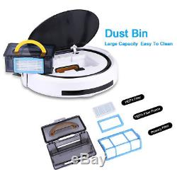 ILIFE V5S Pro Smart Vacuum Cleaner Robotic Robot Dry Wet Sweeper Cleaner Machine