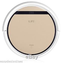 ILIFE V5S Pro Vacuum Cleaner Smart Cleaning Robot Auto Dust Microfiber Dry Wet