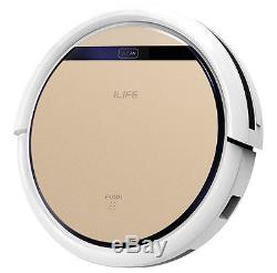 ILIFE V5 Pro Intelligent Robotic Vacuum Cleaner 2 in 1 Dry Wet Sweeping Robot