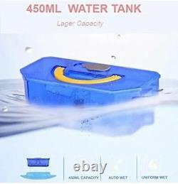 ILIFE V7S Smart Robot Vacuum Cleaner Wet Dry Sweeping Machine 500ml Water Tank