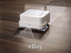 IRobot Braava Jet 240 Wet or Dry Mopping Robotic Floor Cleaner Bagless Cordless