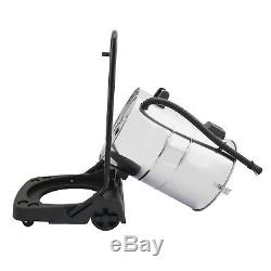 Industrial Commercial Vacuum Cleaner Wet & Dry Vac Stainless Steel 80L 3000W NEW