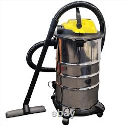Industrial Vacuum Cleaner Wet Dry Carwash Kit Commercial Mobile Powerful Hoover