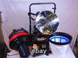 Industrial Vacuum Cleaner Wet & Dry Vac Extra Powerful Stainless Steel 80L B1125