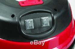 Industrial Vacuum Cleaner Wet & Dry Vac Powerful Stainless Steel 70L 2000W