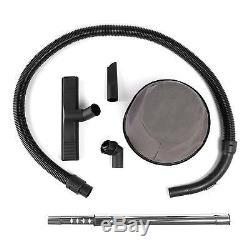 Industrial Vacuum Cleaner Wet Dry Vacuum HEPA Filter Socket Red 2000W 60L