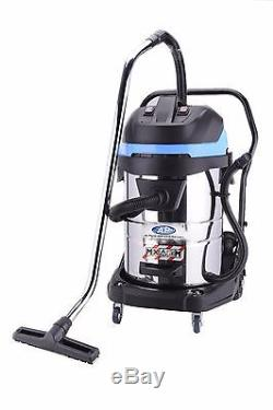 Industrial Wet And Dry M RATED Vacuum Cleaner 80L HEPA