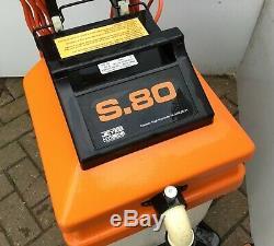 JEYNES HYGIENE 95226 Wet Vac S. 80 INDUSTRIAL VACUUM CLEANER WET & DRY 230v