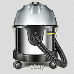 KARCHER NT 18/1 Me Classic Portable 1500W Wet Dry Vacuum Cleaner Industrial Comm