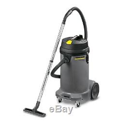 KARCHER NT 48/1 110v WET AND DRY COMMERCIAL VACUUM CLEANER 14286230