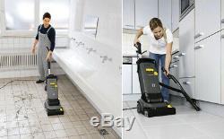 KARCHER PET DIRTY HARD wet Floor Cleaner Scrub Dry Large Tile Vinyl floors