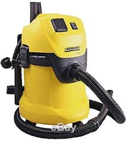 KARCHER Vac Wet Dry Liquid Debris Vacuum Cleaner Blower Carpenters Home Workshop