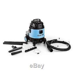 Klarstein Reinraum Wet Dry Shop Vacuum Industrial Carpet Cleaner Floor Wash 20 L