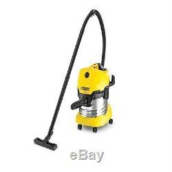 Kärcher WD4 Premium, Wet and Dry Multi-Purpose DIY Vacuum Cleaner